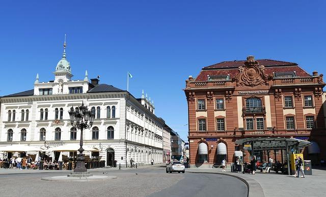 Välkommen till Uppsala!